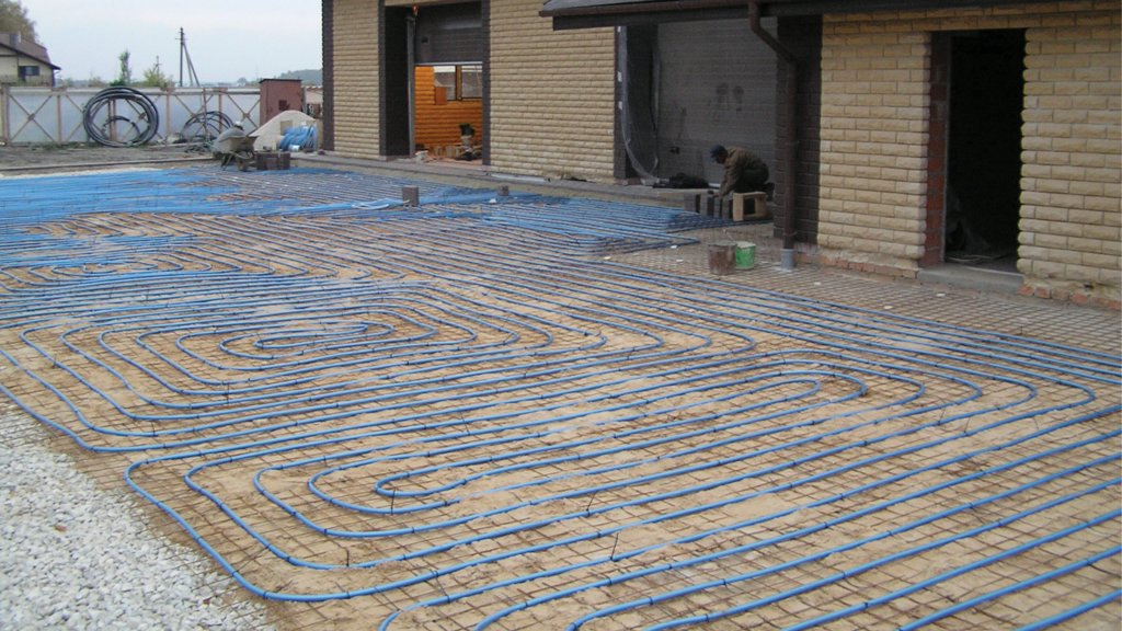 Underfloor Heating | Underfloor Heating Systems
